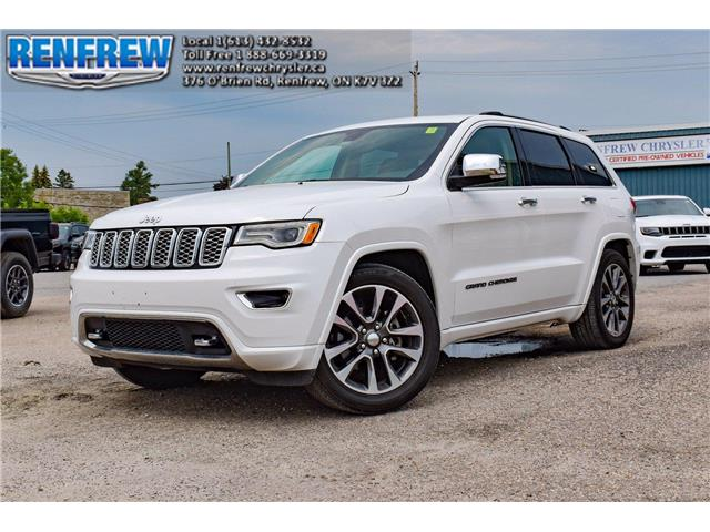 2018 Jeep Grand Cherokee Overland (Stk: M064A) in Renfrew - Image 1 of 30