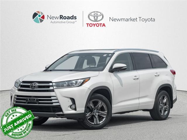 2017 Toyota Highlander Limited (Stk: 364071) in Newmarket - Image 1 of 28