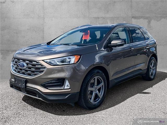 2019 Ford Edge SEL 2FMPK4J96KBC07843 9793 in Williams Lake