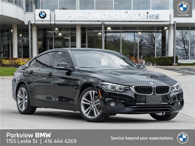 2018 BMW 430i xDrive Gran Coupe (Stk: PP9996) in Toronto - Image 1 of 23