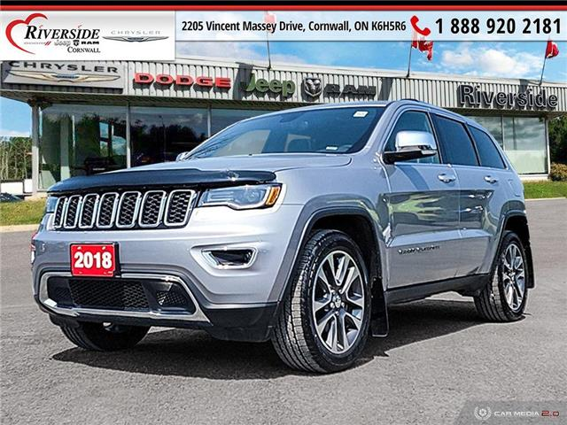 2018 Jeep Grand Cherokee Limited (Stk: N21104A) in Cornwall - Image 1 of 25