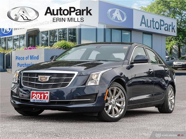 2017 Cadillac ATS 2.0L Turbo (Stk: 168220AP) in Mississauga - Image 1 of 26