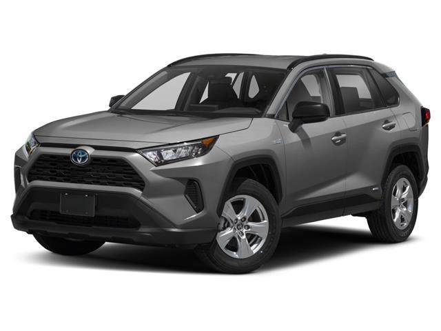 2021 Toyota RAV4 Hybrid LE (Stk: 15523) in Waterloo - Image 1 of 9
