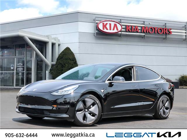 2019 Tesla Model 3  (Stk: 2660) in Burlington - Image 1 of 26