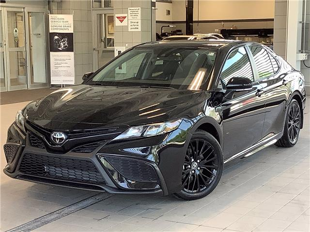 2021 Toyota Camry SE (Stk: 23088) in Kingston - Image 1 of 27