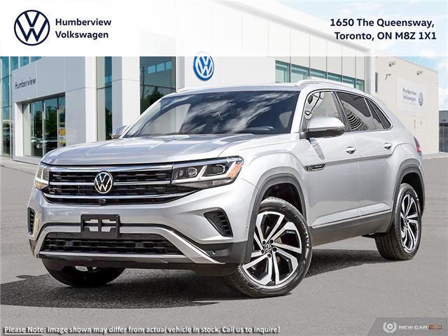 2021 Volkswagen Atlas Cross Sport 3.6 FSI Execline (Stk: 98780) in Toronto - Image 1 of 23