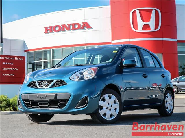 2015 Nissan Micra  (Stk: 3712A) in Ottawa - Image 1 of 26
