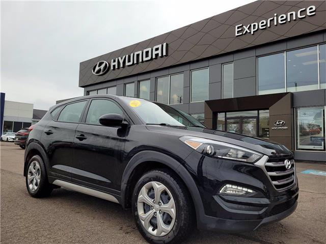 2017 Hyundai Tucson Base (Stk: N1394A) in Charlottetown - Image 1 of 9