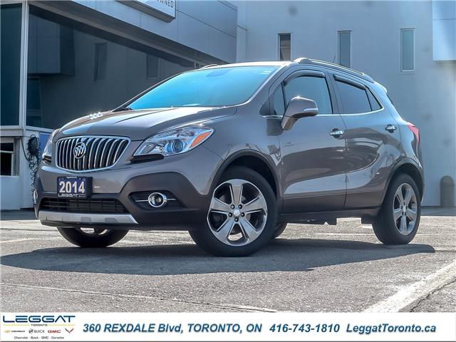 2014 Buick Encore Convenience (Stk: 142049A) in Etobicoke - Image 1 of 4
