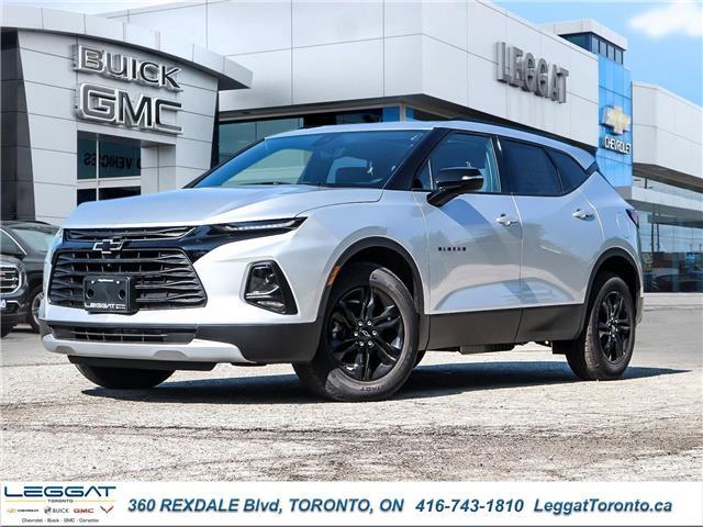 2021 Chevrolet Blazer True North (Stk: 569339) in Etobicoke - Image 1 of 27