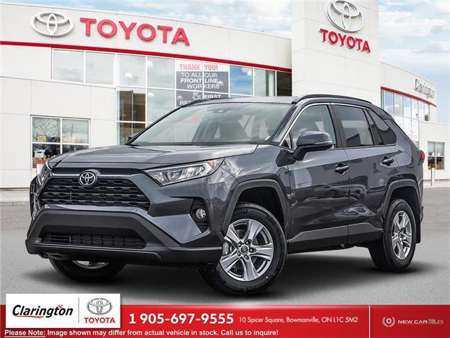 2021 Toyota RAV4 XLE (Stk: 21661) in Bowmanville - Image 1 of 23