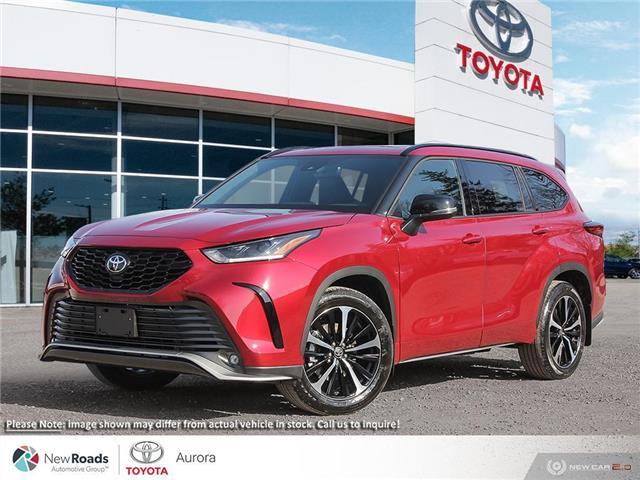 2021 Toyota Highlander XSE (Stk: 32764) in Aurora - Image 1 of 23