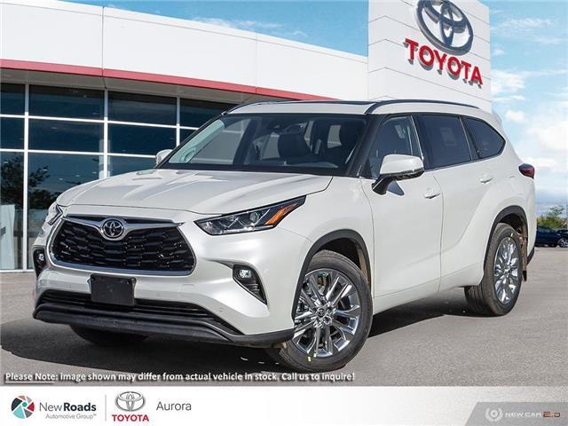 2021 Toyota Highlander Limited (Stk: 32761) in Aurora - Image 1 of 23