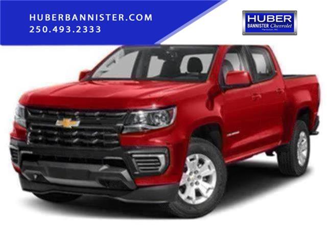 2021 Chevrolet Colorado WT (Stk: N38521) in Penticton - Image 1 of 9