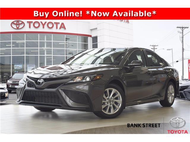 2021 Toyota Camry SE (Stk: 19-29423) in Ottawa - Image 1 of 22