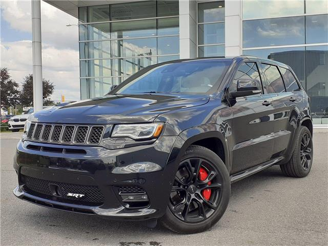 2017 Jeep Grand Cherokee SRT (Stk: 14065AA) in Gloucester - Image 1 of 27