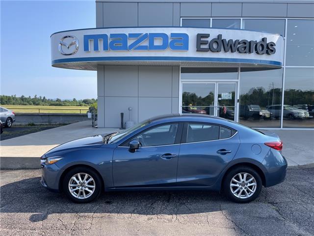2018 Mazda Mazda3 GS (Stk: 22729) in Pembroke - Image 1 of 18