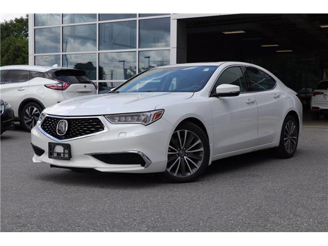 2019 Acura TLX Tech (Stk: 15-P19303) in Ottawa - Image 1 of 24