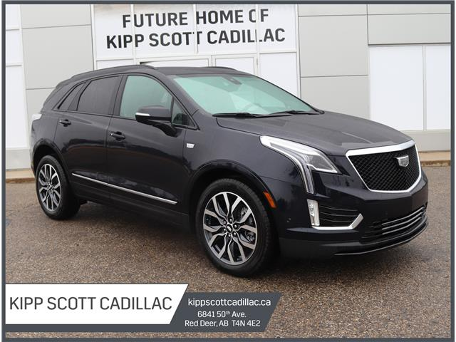 2021 Cadillac XT5 Sport (Stk: 32715) in Red Deer - Image 1 of 35