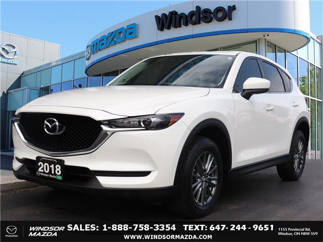 2018 Mazda CX-5 GS (Stk: PR15991) in Windsor - Image 1 of 44