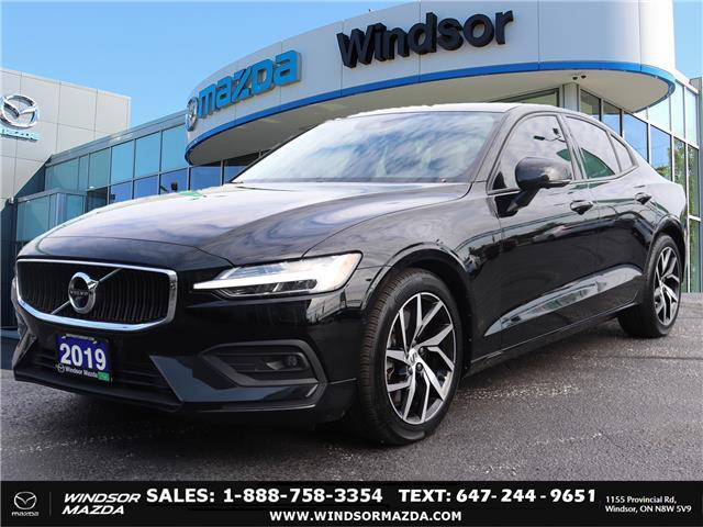2019 Volvo S60 T6 Momentum (Stk: TR06522) in Windsor - Image 1 of 27