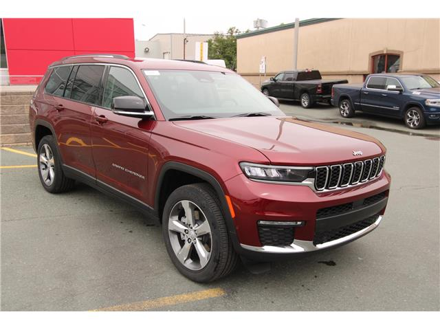 2021 Jeep Grand Cherokee L Limited (Stk: PW3265) in St. John\'s - Image 1 of 22