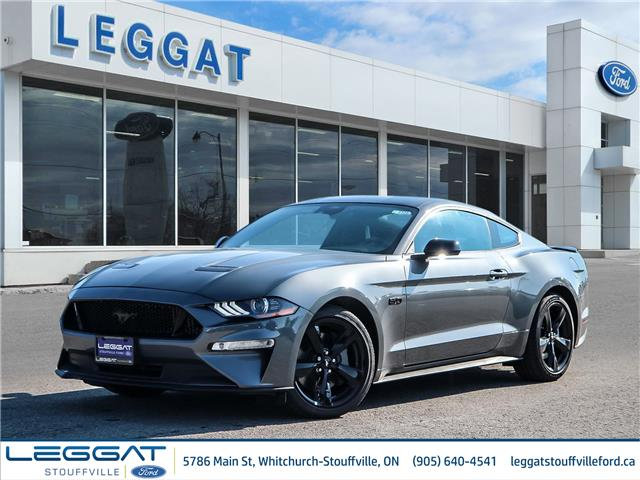2021 Ford Mustang GT Premium (Stk: 21M1129) in Stouffville - Image 1 of 21