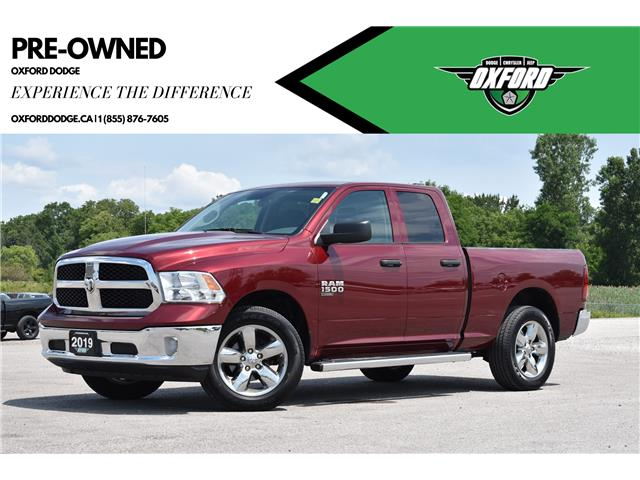 2019 RAM 1500 Classic ST (Stk: 21488A) in London - Image 1 of 21