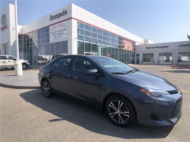 2019 Toyota Corolla LE (Stk: 210660A) in Calgary - Image 1 of 22