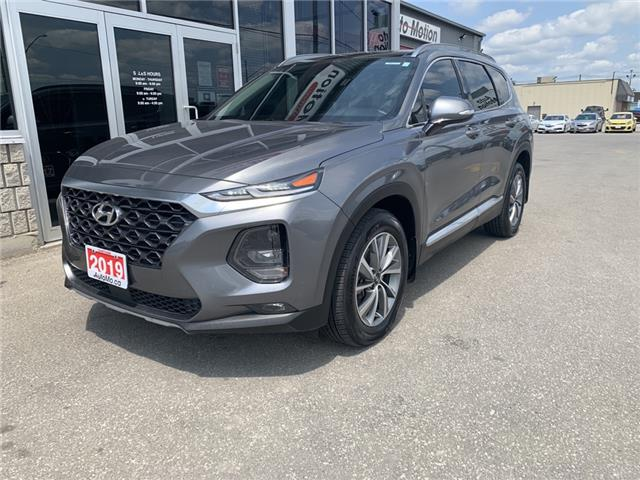 2019 Hyundai Santa Fe  (Stk: 211327) in Chatham - Image 1 of 16