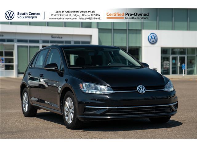 2019 Volkswagen Golf 1.4 TSI Comfortline (Stk: U6765) in Calgary - Image 1 of 34