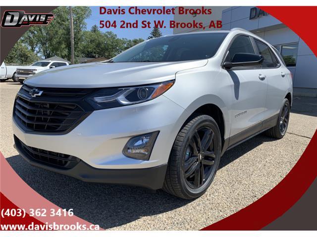 2021 Chevrolet Equinox LT (Stk: 229697) in Brooks - Image 1 of 19