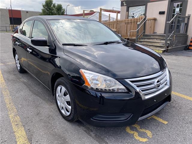 2013 Nissan Sentra 1.8 S (Stk: ) in Ottawa - Image 1 of 19
