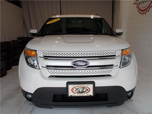 2013 Ford Explorer Limited (Stk: A962) in Windsor - Image 1 of 10