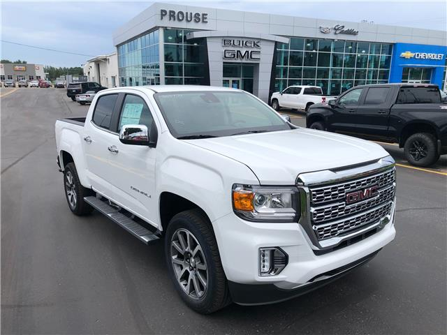 2021 GMC Canyon Denali (Stk: 8887-21) in Sault Ste. Marie - Image 1 of 11