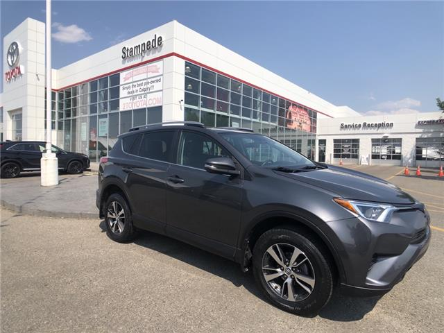 2018 Toyota RAV4 LE (Stk: 210802A) in Calgary - Image 1 of 21