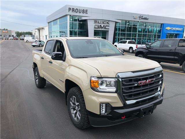 2021 GMC Canyon  (Stk: 8883-21) in Sault Ste. Marie - Image 1 of 11