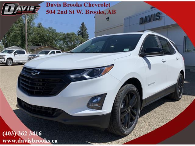 2021 Chevrolet Equinox LT (Stk: 229698) in Brooks - Image 1 of 19