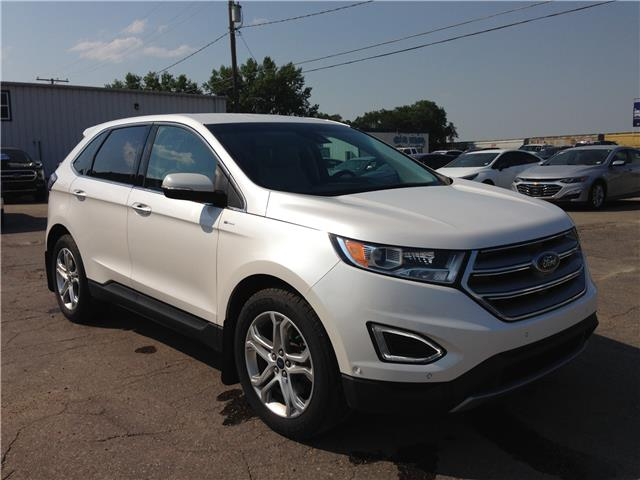 2015 Ford Edge Titanium (Stk: 21213A) in Wilkie - Image 1 of 22