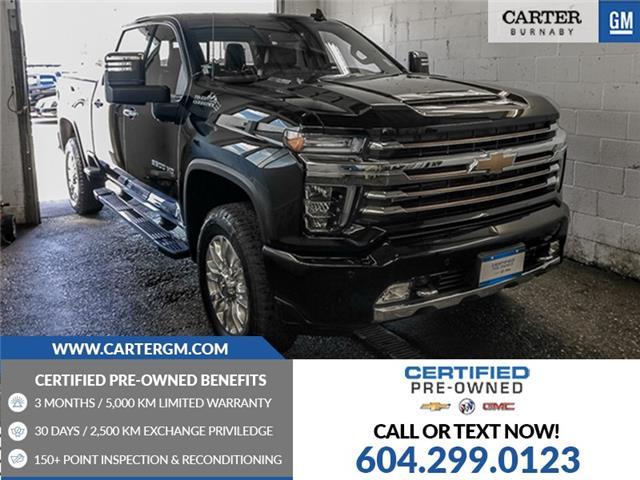 2021 Chevrolet Silverado 3500HD High Country (Stk: N1-23011) in Burnaby - Image 1 of 21