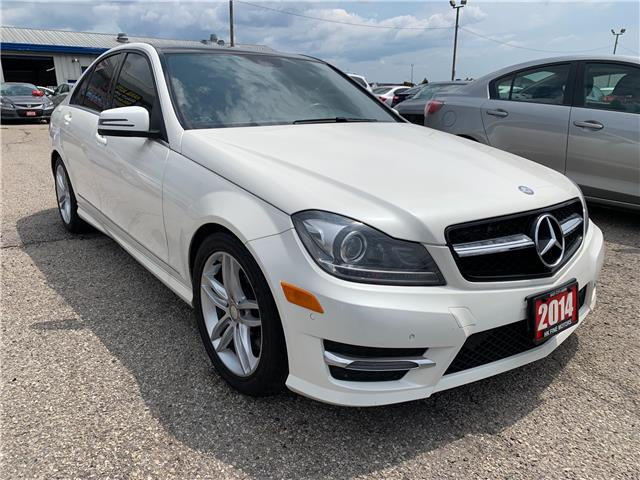2014 Mercedes-Benz C-Class Base (Stk: HK7069) in Pickering - Image 1 of 9