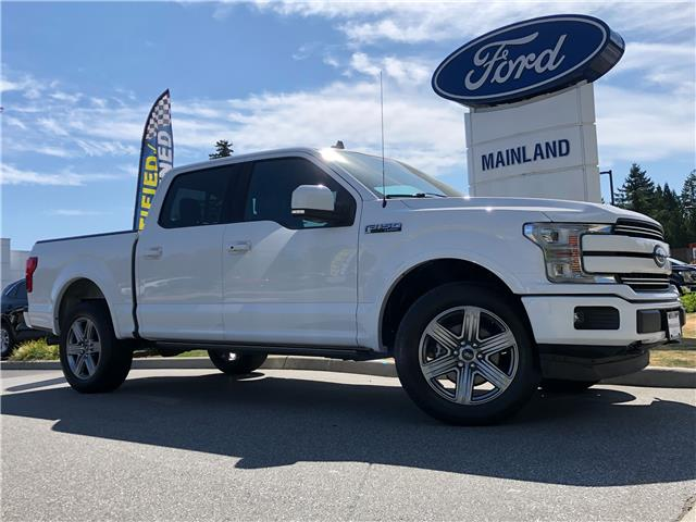 2019 Ford F-150 Lariat (Stk: P9252) in Vancouver - Image 1 of 27