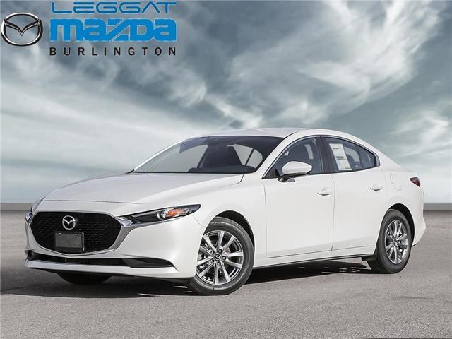 2021 Mazda Mazda3 GX (Stk: 215975) in Burlington - Image 1 of 23