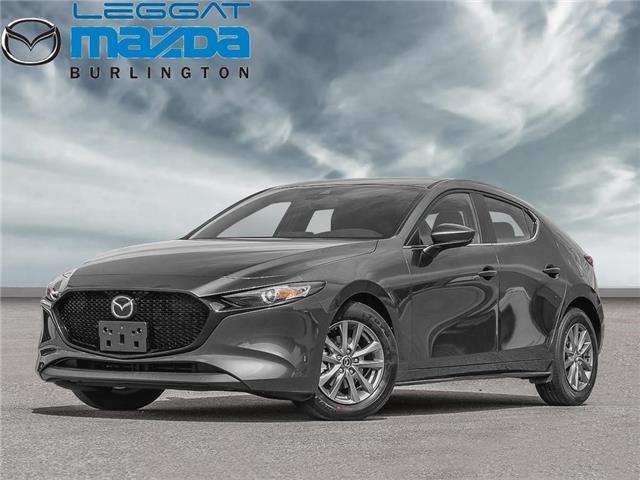 2021 Mazda Mazda3 Sport GS (Stk: 216424) in Burlington - Image 1 of 23