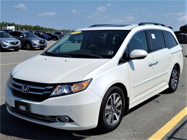 2016 Honda Odyssey Touring (Stk: 5FNRL5) in Kitchener - Image 1 of 1