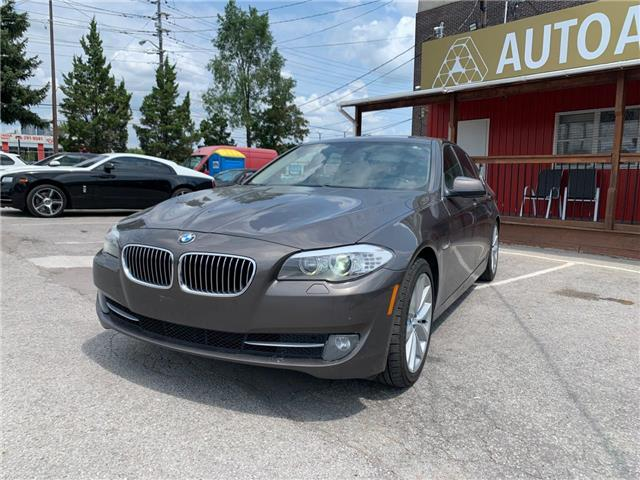 2013 BMW 535i xDrive (Stk: 142534) in SCARBOROUGH - Image 1 of 30