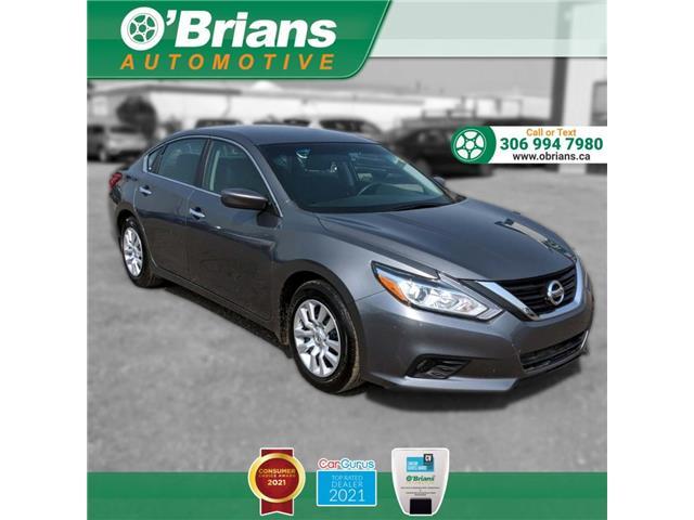 2017 Nissan Altima 2.5 S (Stk: 14691A) in Saskatoon - Image 1 of 23