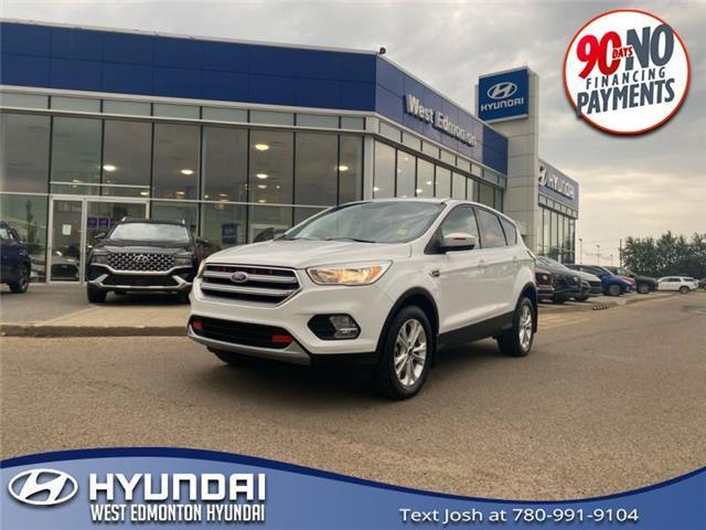 2017 Ford Escape SE (Stk: 21584A) in Edmonton - Image 1 of 19