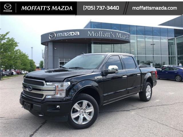 2020 Ford F-150 Platinum (Stk: 29233) in Barrie - Image 1 of 22
