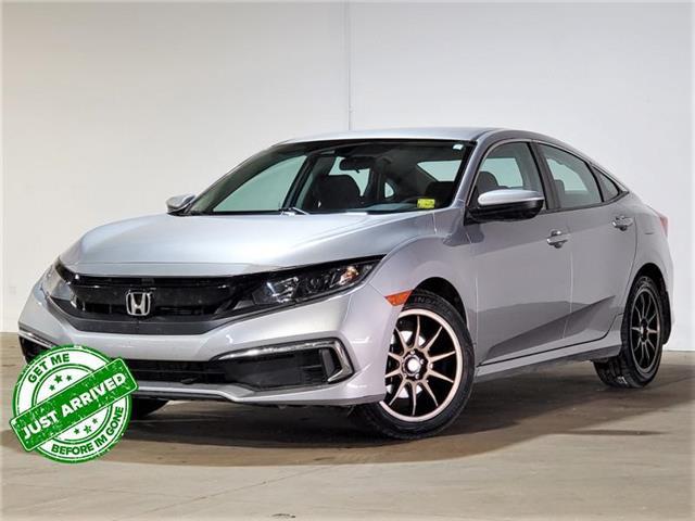 2019 Honda Civic LX (Stk: A3595A) in Saskatoon - Image 1 of 18